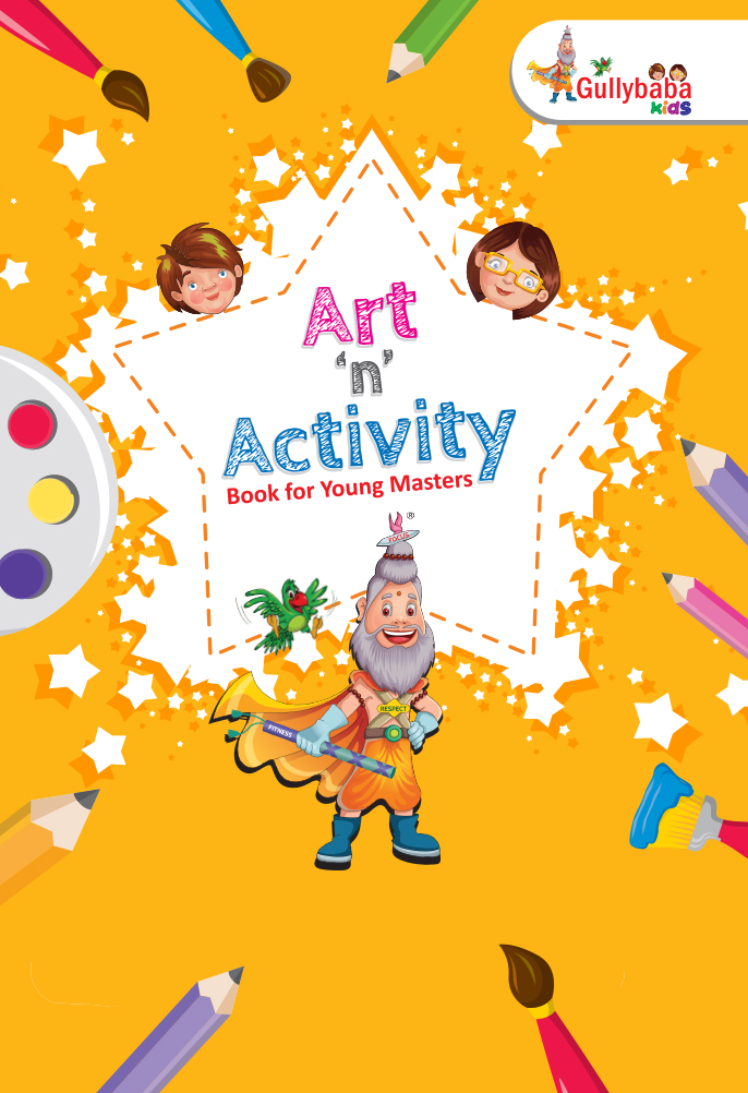 """Elementary Art Lesson For Kids"" Coming Soon On Gullybaba Kids"