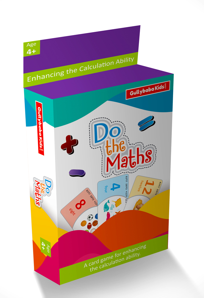 "Purchase""Do The Math Product"" from Gullybabakids.com"