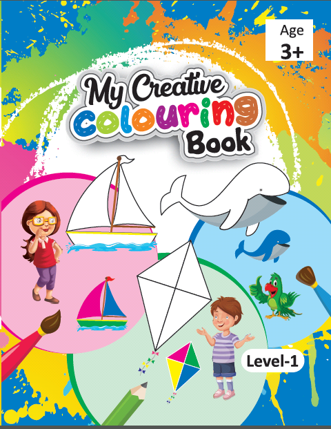 This book for kids available on Gullybaba Kids