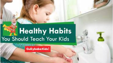 GOOD HABITS THAT HELP YOUR CHILD TO GROW