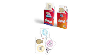 Stone- Paper Scissors Educational Playing Card Game